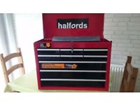 Halfords 9 draw toolbox