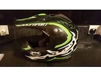 Moto x helmets