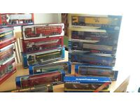 Model lorry collection