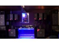 Dj's FOR NEW YEARS EVE-DEEP, TECH HOUSE WITH PRO SOUND AND LIGHTS (Cerwin Vega System)