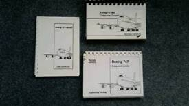 Manuals for Boeing 747