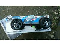 Electric rc buggy 1/18
