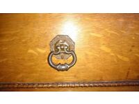 Wanted antique drawer pull