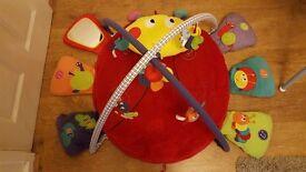 Mamas and papas lottie ladybird playmat