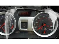 Renault Clio speedo