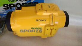 Sony SPK-TR1 Handycam Sports Housing