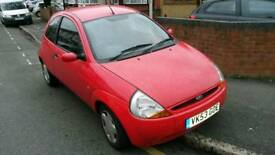 Ford KA - very good runner