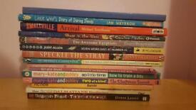 Job lot 15 books