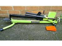Logmaster in good used condition fully functional and foldable to stow it away! Can deliver or post!