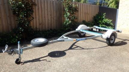 29er/NS14/MG/Skiff BOAT BOEING TRAILER Cronulla Sutherland Area Preview