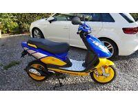TGB 302 sport 50cc Moped / Scooter 2014 reg