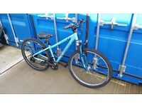 Blue Ladies Mountain Bike - Good condition / Perfect working order