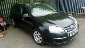 **Wanted** VW Mk 5 Golf Estate Breaking Black Paint Code LC9X Boot lid tail gate doors bonnet