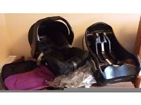 Graco Junior baby car seat collection