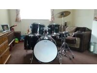 IMPACT 5-PIECE DRUM KIT