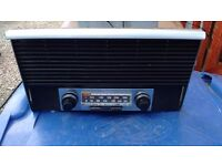 Rover P5 radio complelte with panel. radiomobile