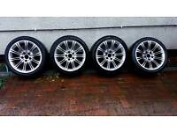 "BMW MV2 ALLOYS 18"" (245/40R18)"
