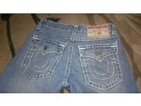 True Religion Jeans new without tags w34 l33