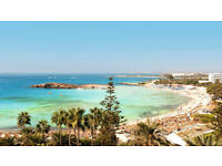 Larnaca (Cyprus) Superior Side Sea View Twin Room with Balcony Or Terrace