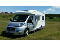 Chausson Welcome 72 (2010) Fiat Ducanto Motor Home