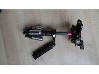 Came TV H4 Stabilizer Glidecam Steadicam Flycam A7s GH4 5D