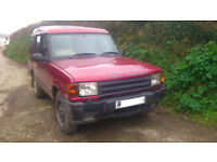 Landrover Discovery 1997 300tdi auto 7 seater