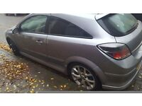Vauxhall astra vxr package