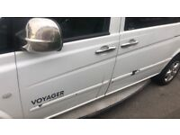 Mercedes Vito taxi long wheel