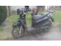 Piaggio Carnaby 125 Spares or Repairs