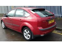 2006 FORD FOCUS 1.6 MANUAL PETROL FULL YEAR MOT EXCELENT CONDITION