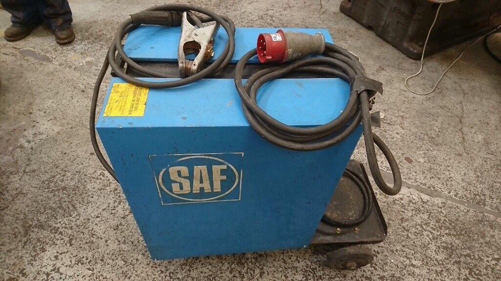 SAF 321C MIG WELDER 3 PHASE | in Kingswood, Bristol | Gumtree