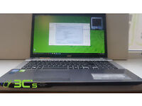 Gaming Laptop Acer V3-771G Intel core i7 2.4ghz/32GB/1TB HDD+128GB SSD/3 month warranty Reduced