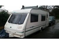 Four Berth Caravan, with all the extras youll need For Sale or SWAP