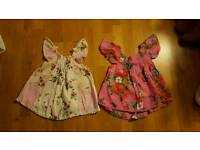 Girls Tops Aged 5-6. 5x Pieces
