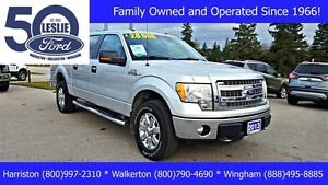 2013 Ford F-150 XTR 4X4 | One Owner | Tow Pkg Kitchener / Waterloo Kitchener Area image 1