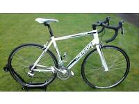 MERIDA RIDE 77 ROAD BIKE WITH CARBON FORK *STUNNING CONDITION / FULLY SERVICED *