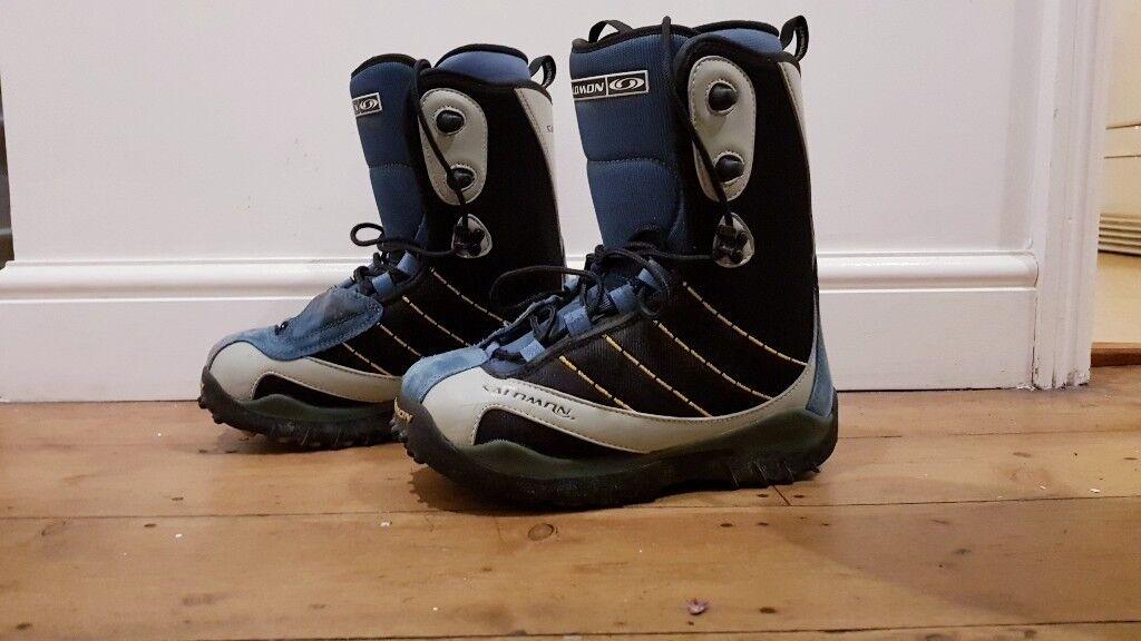 Salomon Snowboarding Shoes