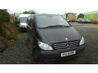 08 mercedes vito 2.2 6speed **** BREAKING parts available