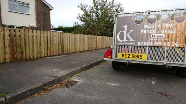 Dk Fencing Need A New Fence Gate In Dunmurry Belfast Gumtree