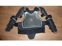 FORCEFIELD EXTREME HARNESS ADVENTURE L2 BACK CHEST SHOULDER & ARM BODY ARMOUR