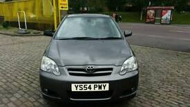 **Toyota corolla Tspirit vvti 1.6** 5 door hatchback**