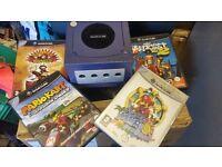 Gamecube +4 games