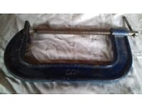 8inch G clamp
