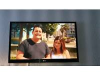 LG 50inch plasma 3d tv