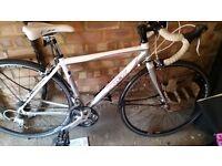 Ladies Trek Racing Bike - very good condition, well loved bike but must go!