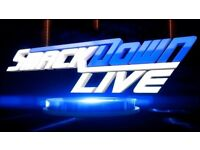 WWE Smackdown Live @ The 02 - Tuesday 15th May 2018 x 2 tickets