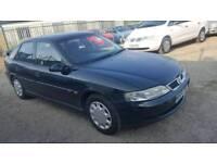 Vauxhall Vectra 5 door, 1.8 petrol, with mot, good runner, cheap car