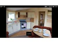 Caravan for hire Silloth Cumbria