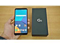 LG G6 Boxed Unlocked