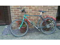 "TREK 820 Mountian Bike...1990's...20"" Frame...Retro Classic."